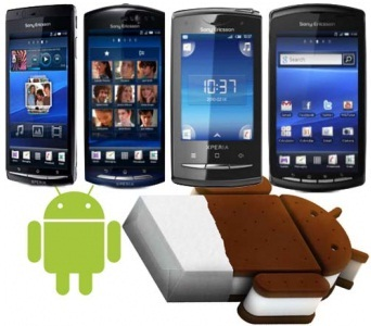 Smartphones getting Android Icecream sandwich Updates in ...