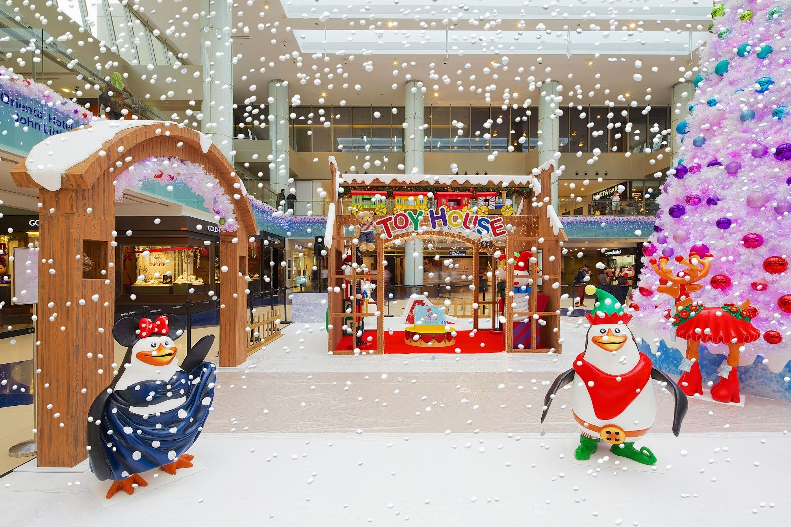 Christmas Festivities 2013