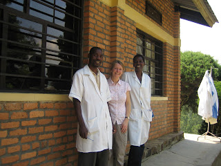 n MBE with Fidele and Robinah. Improving Maternal Health in Rwanda