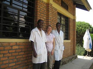 n MBE with Fidele and Robinah. Improving Maternal Health in Rwanda