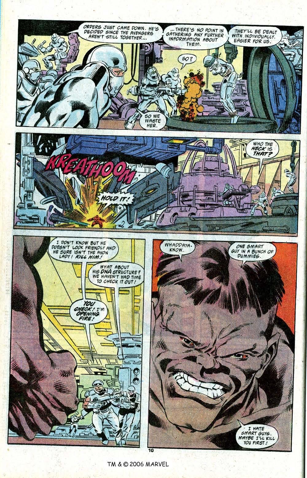 Captain America (1968) Issue #348c #280 - English 12