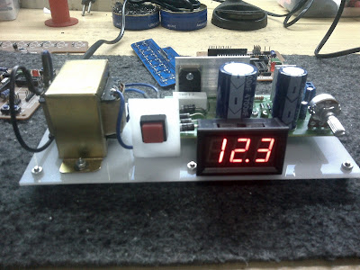 Cara Membuat Digital Power Supply Variable Serba Guna