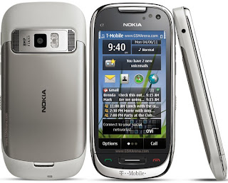 Nokia C7 Harga dan Spesifikasi Nokia C7