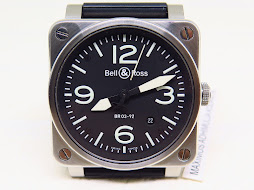 BELL & ROSS - BR03-92 - AUTOMATIC