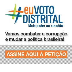 Eu Voto Distrital