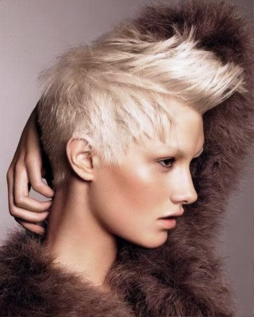 short punk hairstyles for teenagers stephig 2015 hairstyles for women. Black Bedroom Furniture Sets. Home Design Ideas