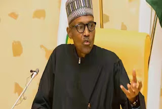 Buhari speaks on what's happening to looters