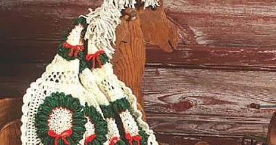 Free Online Christmas Crochet Afghan Patterns : Free Crochet Patterns: Free Christmas Afghan Patterns