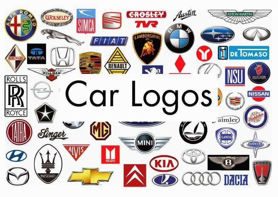 Sports Car Logos Selol Ink