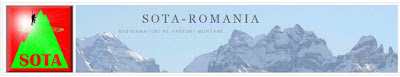 Summits On The Air - Romania