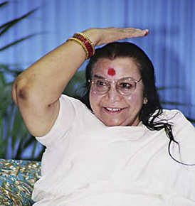 Image result for sahasrara shri mataji