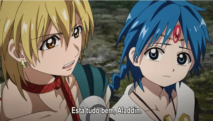 Assistir Magi: The Kingdom of Magic 22 Online