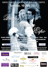 Come and see us at the Geelong Brides Wedding Expo 2011