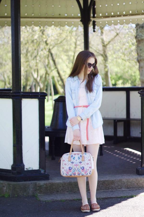 Irish fashion blogger outfit