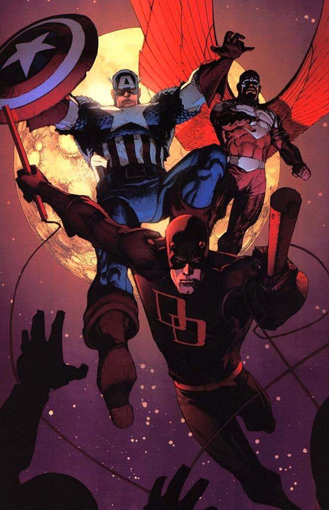 Learn How To Draw Falcon From Captain America Civil War: Fashion And Action: Captain America, The Falcon, And
