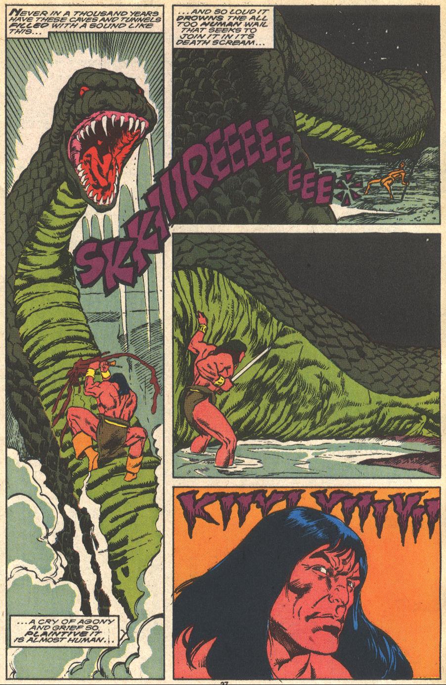 Conan the Barbarian (1970) Issue #229 #241 - English 21