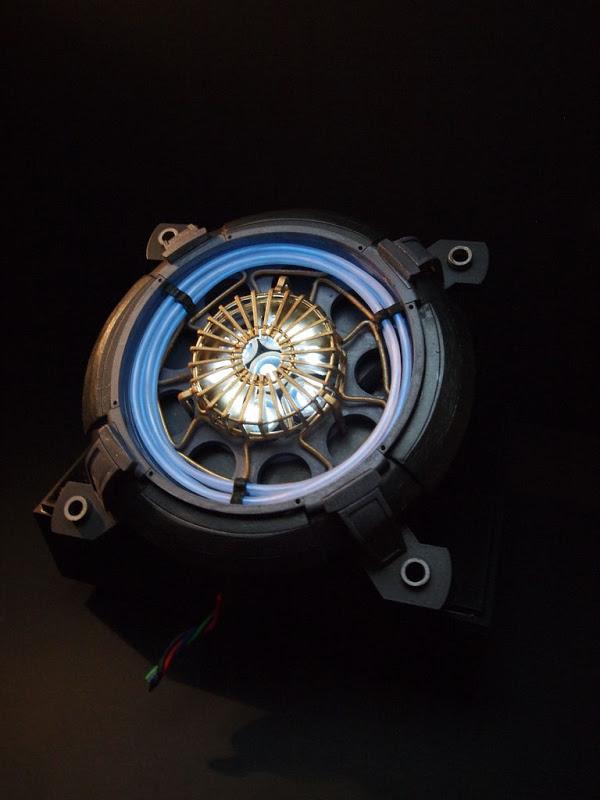 Whiplashu0027s Arc Reactor MK II