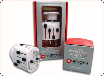 "CENTRUM LINK - NEW - ""SKROSS World Travel Adaptor - SWA3"""