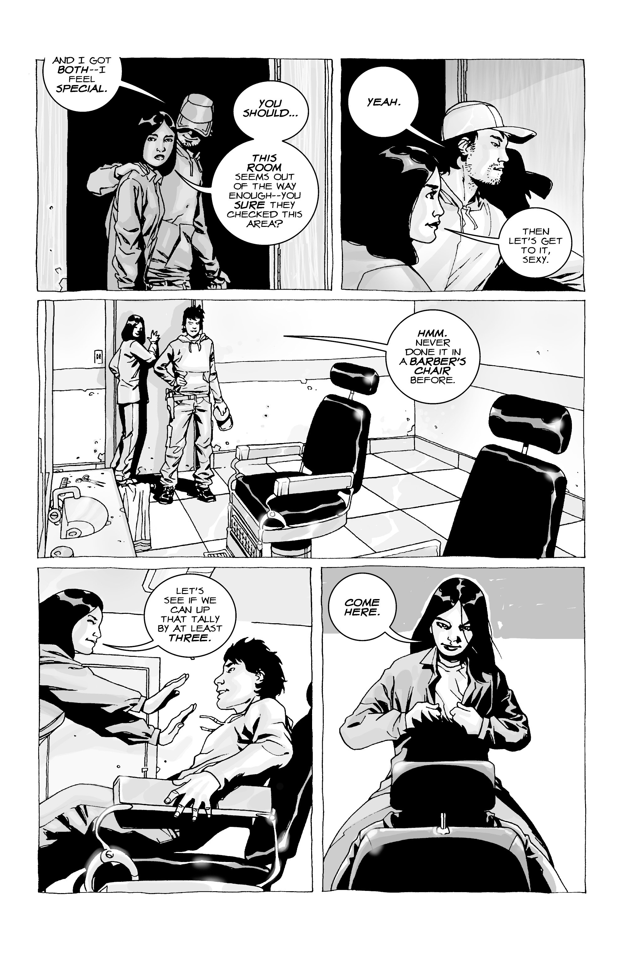 The Walking Dead Issue #15 Page 13