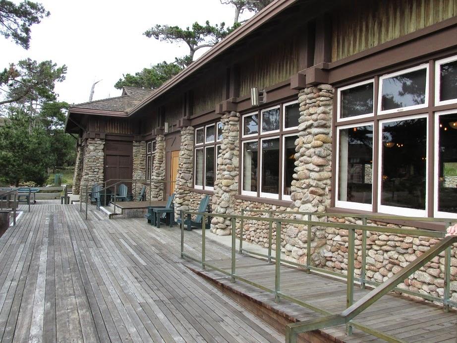 asilomar visitors center