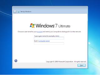 شرح تثبيت ويندوز 7 Install+windows7