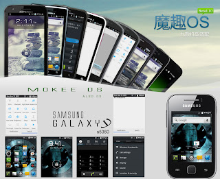 MOKEE OS FOR SAMSUNG GALAXY Y