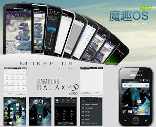 MOKEE OS FOR SAMSUNG GALAXY Y