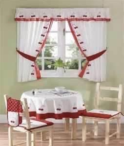 Soluciones para el hogar y el amor cortinas para la cocina for Cortinas cocina originales