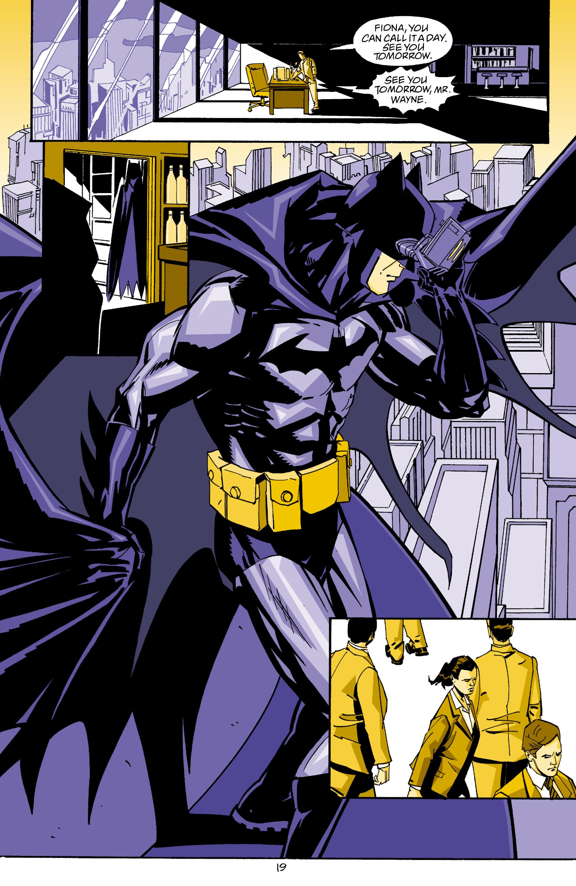 Detective Comics (1937) 747 Page 19