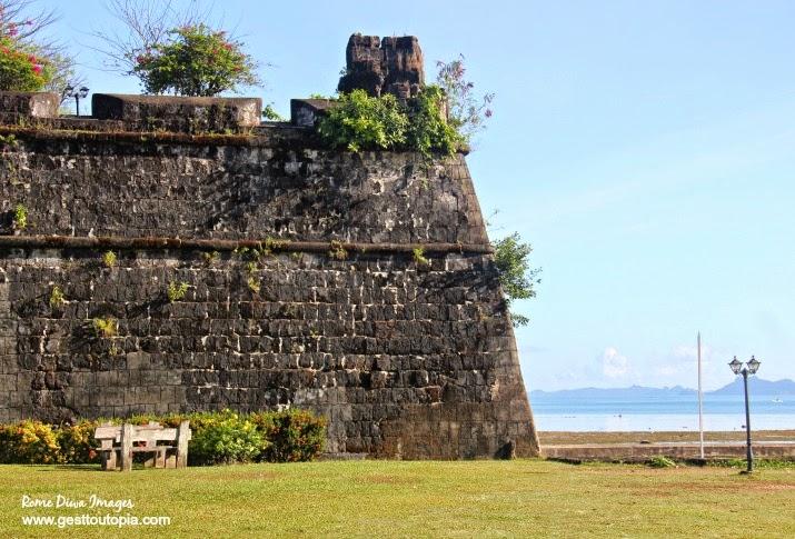 Fuerza de Santa Isabel, Taytay Palawan