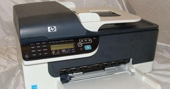 Download Driver HP Officejet J4550 | Download Drivers Printer Free