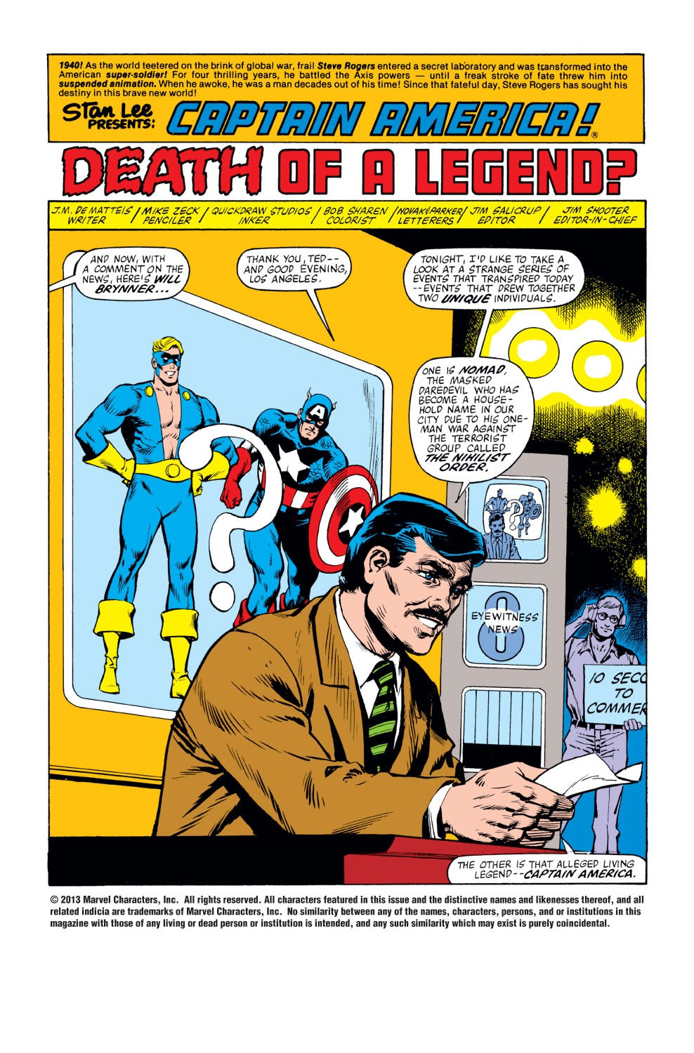 Captain America (1968) Issue #262 #177 - English 2