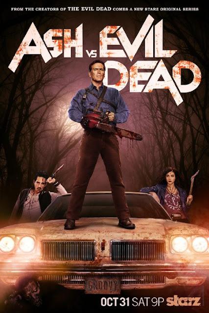 Ash V Evil Dead poster