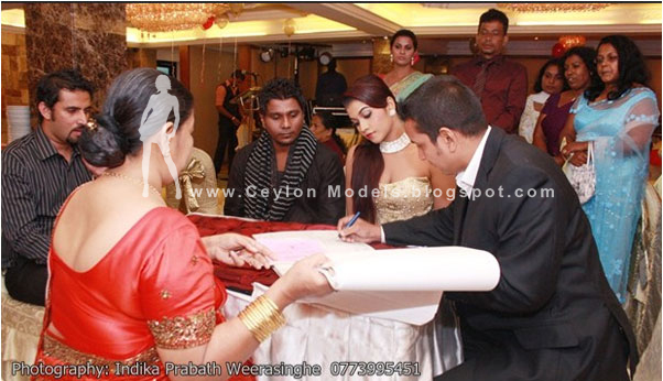 sheryl romen wedding photos amaa wedding with ruwan