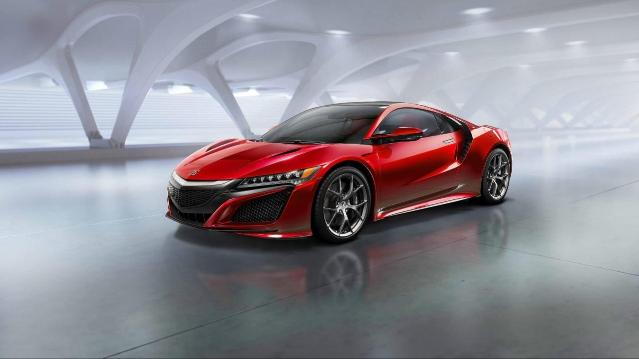 2016 Acura NSX 3