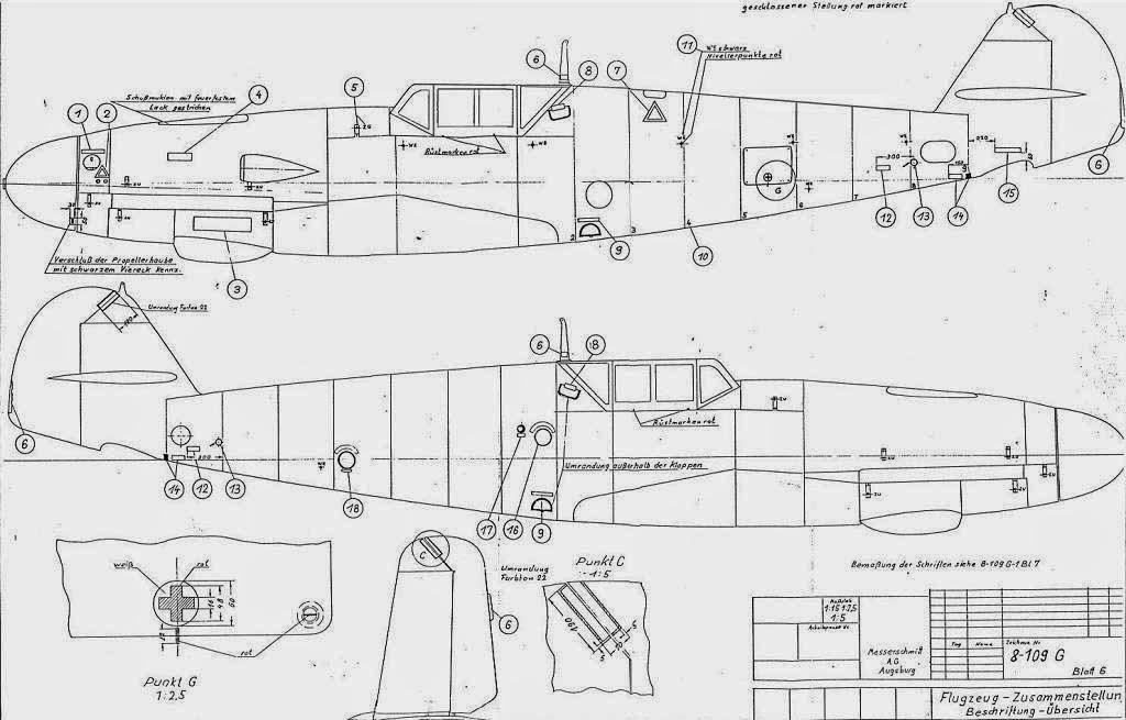 Sextant Blog  5   Daimler 605 Cylinder Engine Of Messerschmitt Bf 109
