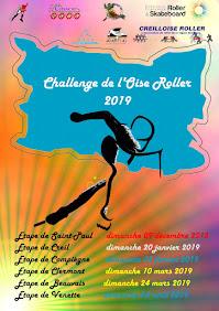 Challenge Roller Oise 2019