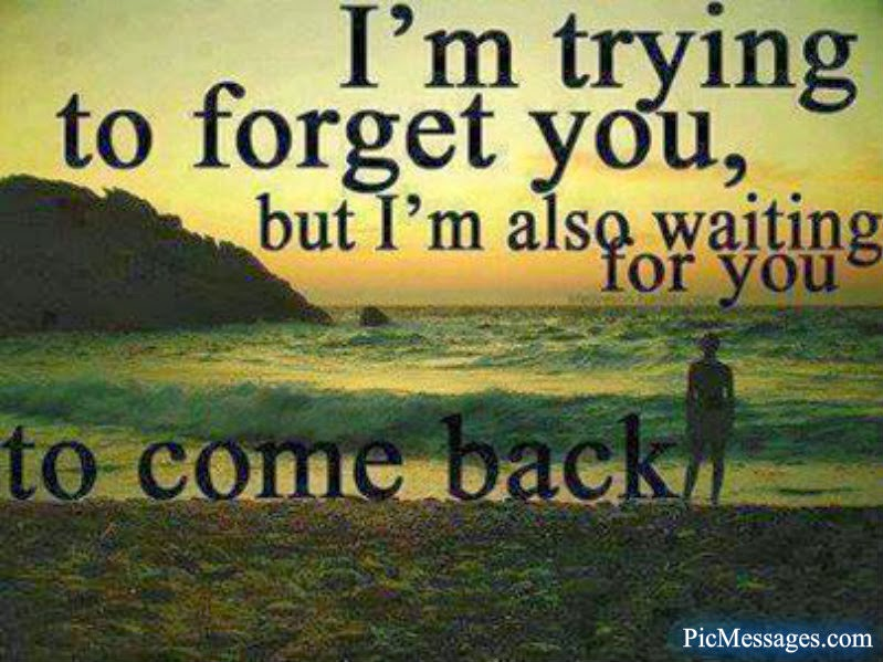 Come Soon Darling For You to Come Back Soon