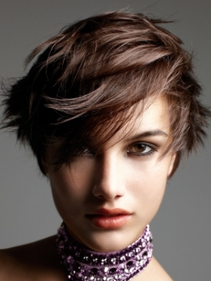 2011 Gorgeous Slicked Hairstyles Ideas
