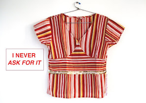 Contribute: I NEVER ASK FOR IT, Clothes Project