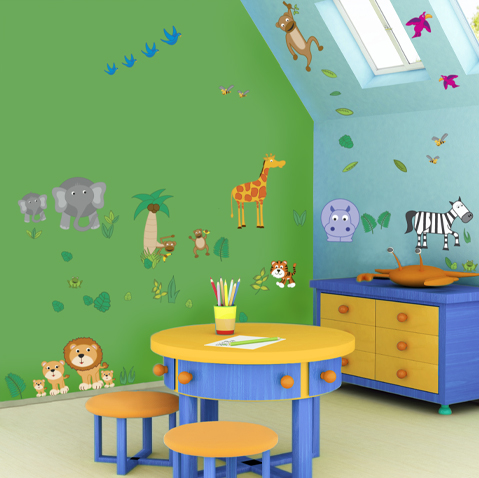Kids room furniture blog kids rooms painting ideas images for Kids room painting ideas
