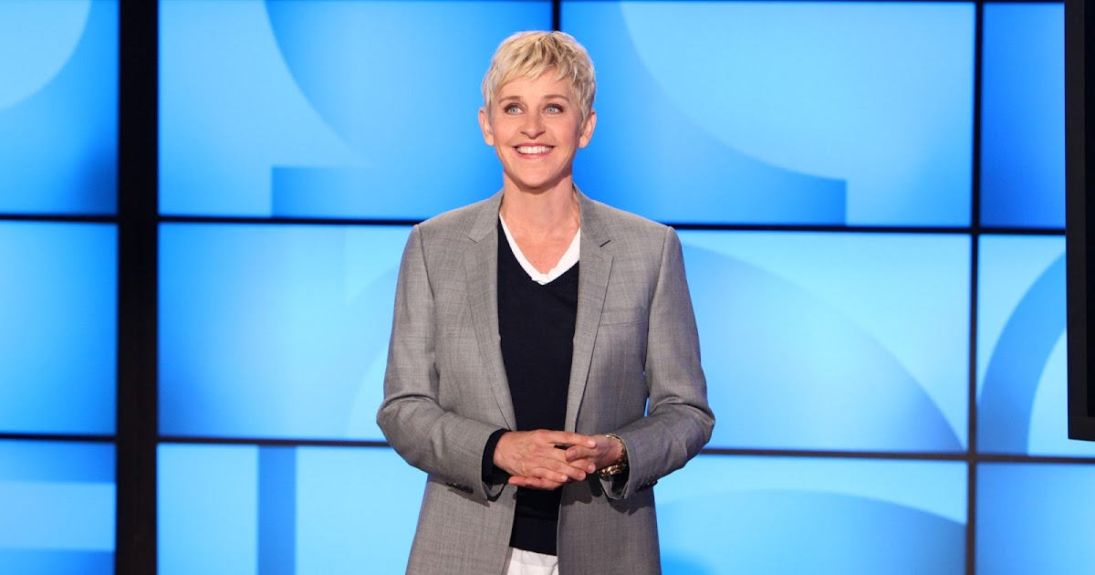'The only real thing we have is love': Ellen DeGeneres talks candidly to Calgary crowd
