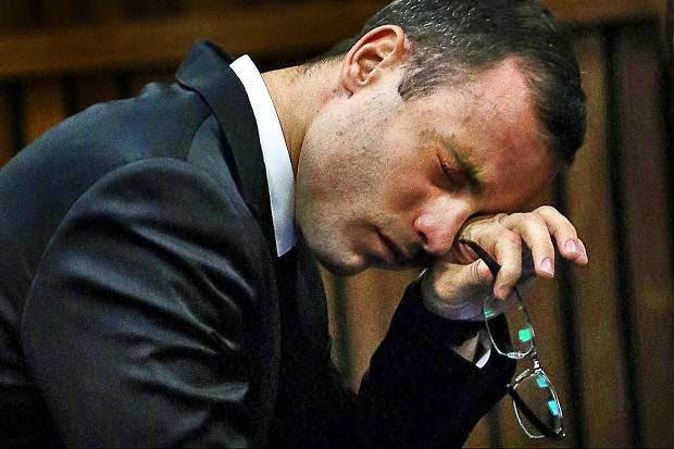 Oscar Pistorius es hallado culpable de homicidio culposo de Reeva Steenkamp