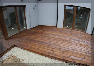 dřevěná terasa thermood