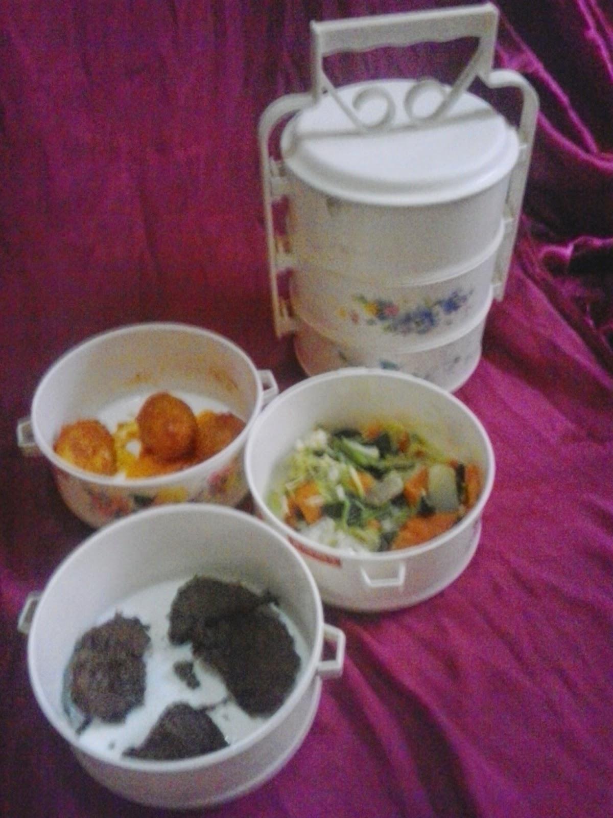 Catering Rumahan | Rantangan Murah | Rantangan Sehat | Rantangan Jakarta Barat