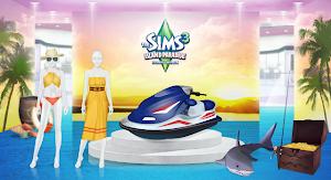 Sims Island Paradise Shop