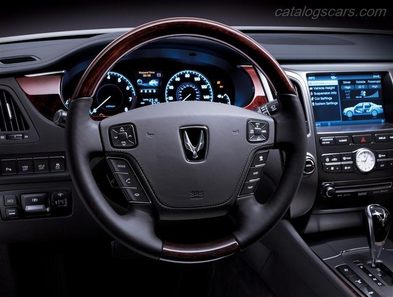 صور سيارة هيونداى اكيوس 2015 - اجمل خلفيات صور عربية هيونداى اكيوس 2015 - Hyundai Equus Photos Hyundai-Equus-2012-36.jpg