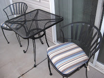 Wrought Iron Patio Chairs Costco Type