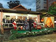 Nova Friburgo abre temporada de Natal
