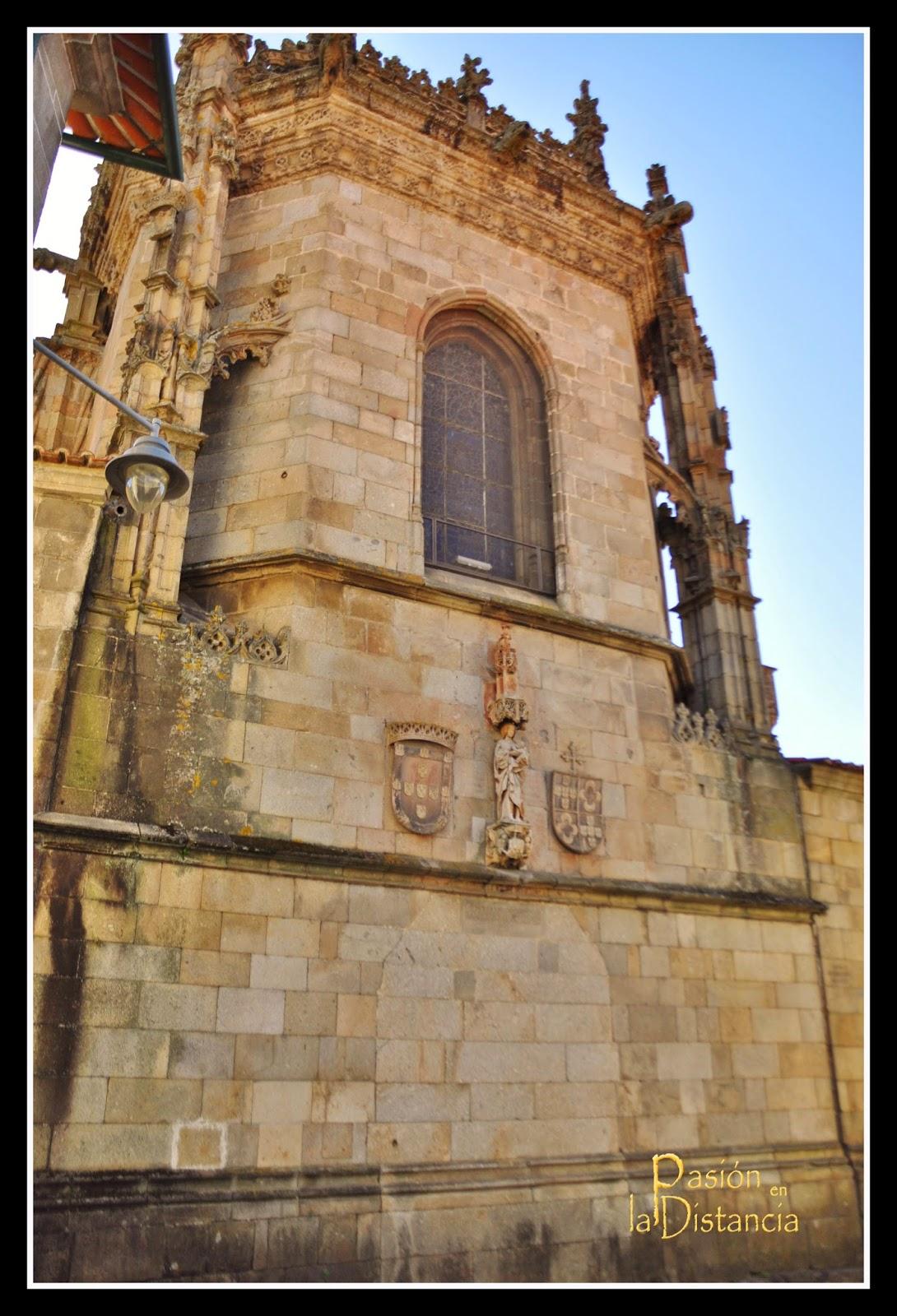 Ábside+Sé+Catedral+Braga